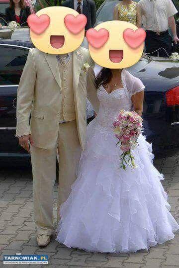 Suknia ślubna Fantazja 1048167 Wesela Suknie ślubne Tarnowiak